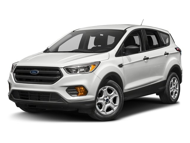 2017 Ford Escape Prices and Values Utility 4D SE EcoBoost 4WD I4 Turbo