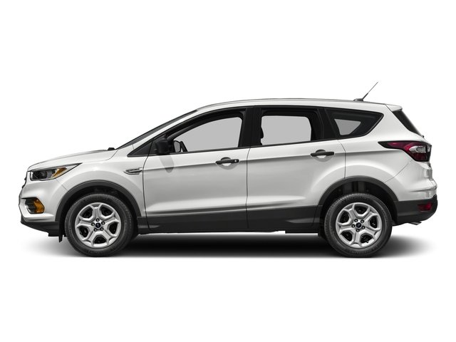 2017 Ford Escape Prices and Values Utility 4D SE EcoBoost 4WD I4 Turbo side view