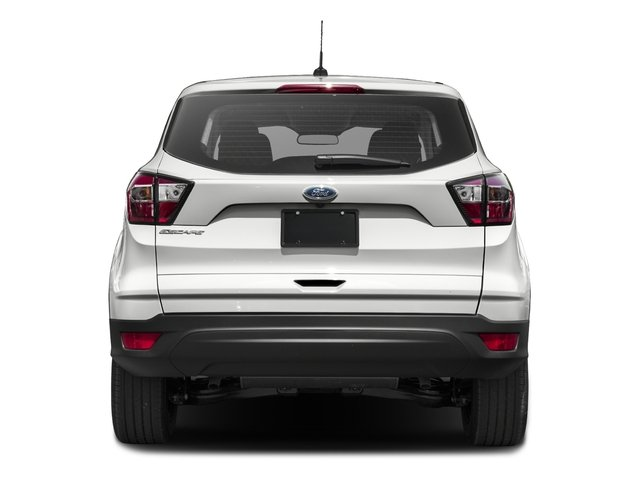 2017 Ford Escape Prices and Values Utility 4D SE EcoBoost 4WD I4 Turbo rear view