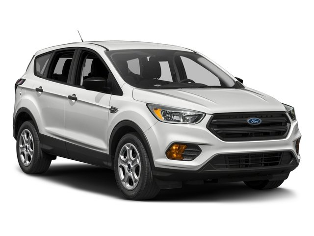 2017 Ford Escape Prices and Values Utility 4D SE EcoBoost 4WD I4 Turbo side front view