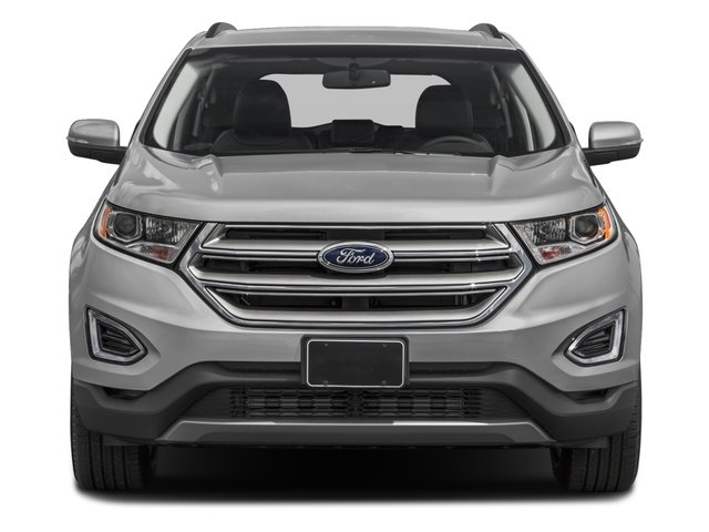 2017 Ford Edge Pictures Edge Utility 4D SEL 2WD V6 photos front view