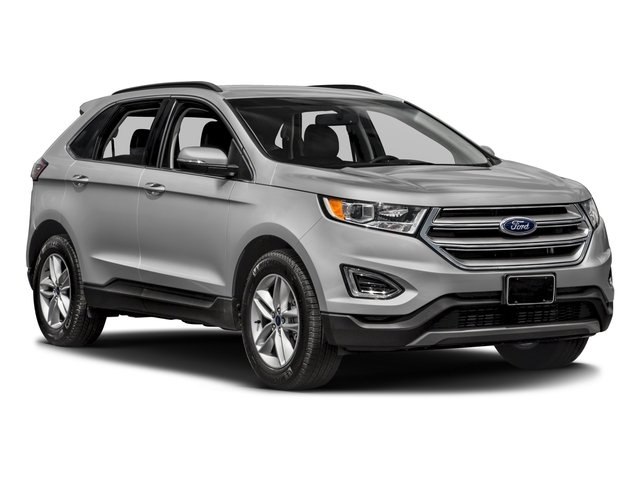 2017 Ford Edge Pictures Edge Utility 4D SEL 2WD V6 photos side front view