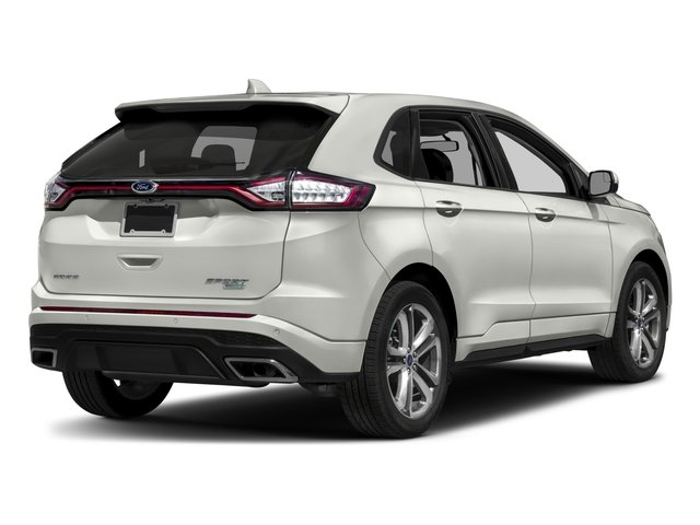 2017 Ford Edge Base Price Sport Awd Pricing Side Rear View