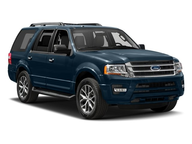 2017 Ford Expedition Pictures Expedition Utility 4D XLT 4WD V6 Turbo photos side front view