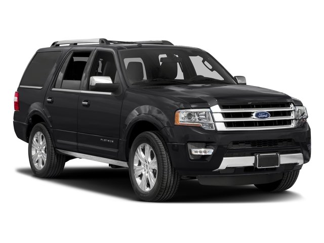 2017 Ford Expedition Pictures Expedition Utility 4D Platinum 2WD V6 Turbo photos side front view