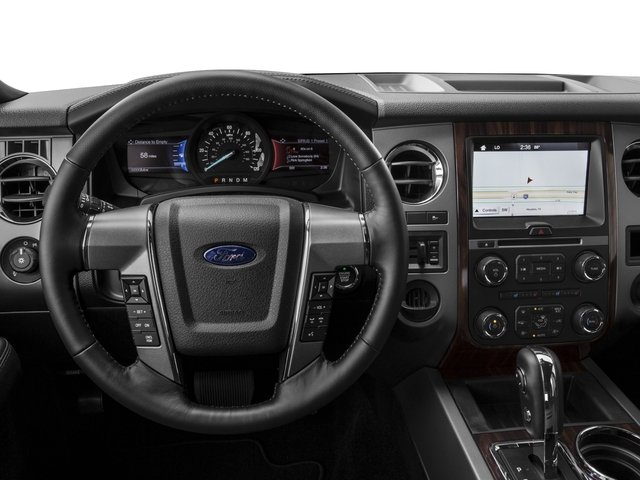 2017 Ford Expedition Pictures Expedition Utility 4D Platinum 2WD V6 Turbo photos driver's dashboard
