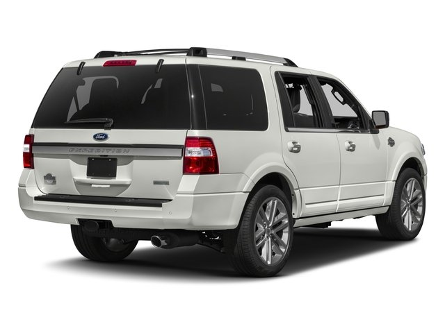 Ford Expedition Base Price King Ranch X Pricing Side Rear View