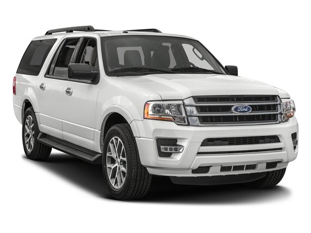 2017 Ford Expedition EL Prices and Values Utility 4D XLT 4WD V6 Turbo side front view