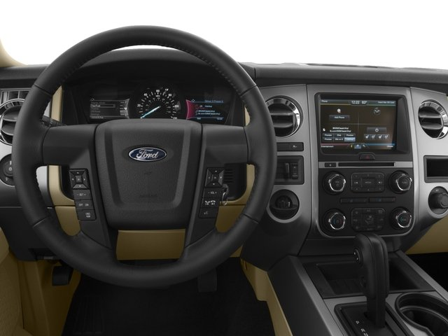 2017 Ford Expedition EL Pictures Expedition EL Utility 4D XLT 4WD V6 Turbo photos driver's dashboard