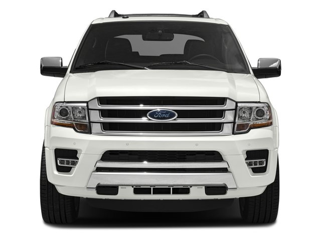 2017 Ford Expedition EL Prices and Values Utility 4D Platinum 2WD V6 Turbo front view