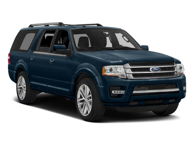 2017 Ford Expedition EL Pictures Expedition EL Utility 4D Limited 4WD V6 Turbo photos side front view