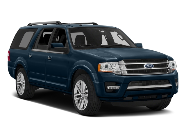 2017 Ford Expedition EL Prices and Values Utility 4D Limited 4WD V6 Turbo side front view