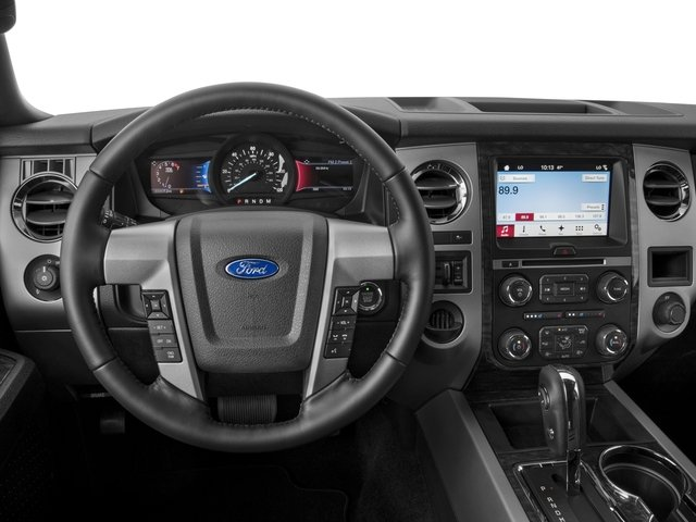 2017 Ford Expedition EL Prices and Values Utility 4D Limited 4WD V6 Turbo driver's dashboard