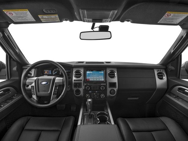 2017 Ford Expedition EL Prices and Values Utility 4D Limited 4WD V6 Turbo full dashboard