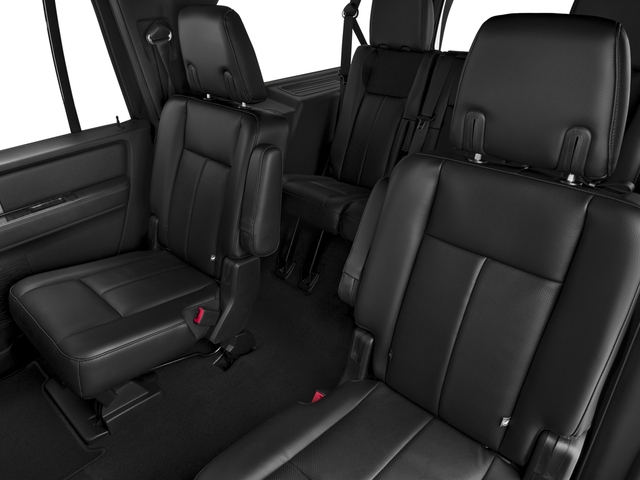 2017 Ford Expedition EL Prices and Values Utility 4D Limited 4WD V6 Turbo backseat interior