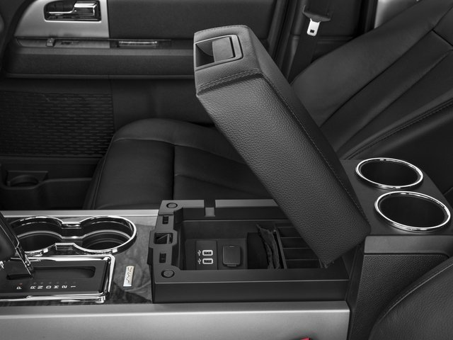 2017 Ford Expedition EL Prices and Values Utility 4D Limited 4WD V6 Turbo center storage console