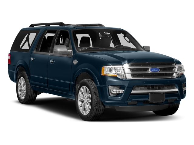 2017 Ford Expedition EL Prices and Values Utility 4D King Ranch 2WD V6 Turbo side front view
