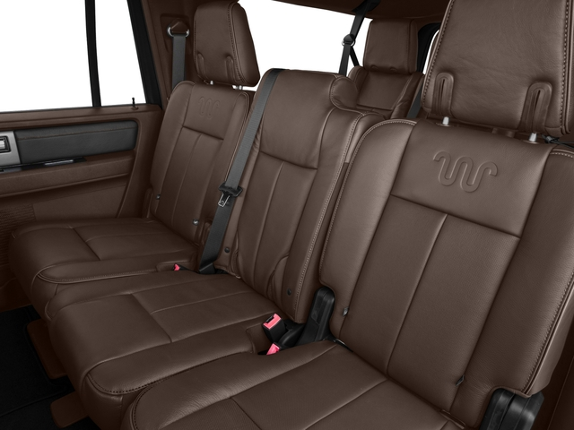 2017 Ford Expedition EL Prices and Values Utility 4D King Ranch 2WD V6 Turbo backseat interior