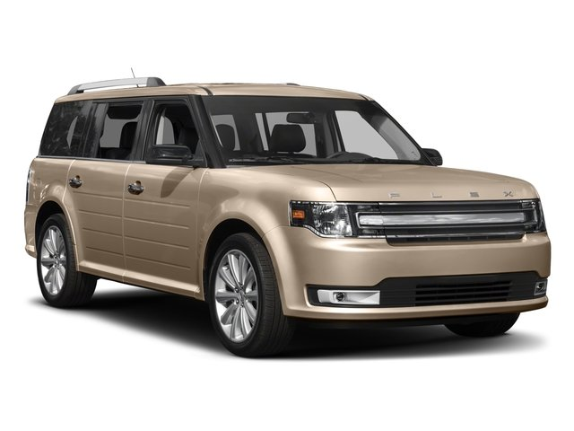 2017 Ford Flex Pictures Flex Wagon 4D Limited AWD photos side front view
