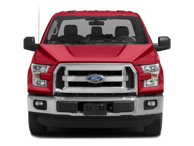 2017 Ford F-150 Prices and Values Regular Cab XLT 4WD front view
