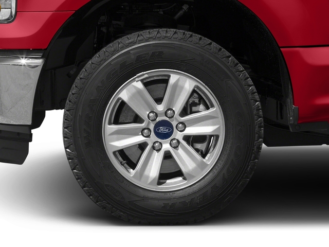 2017 Ford F-150 Prices and Values Regular Cab XLT 4WD wheel