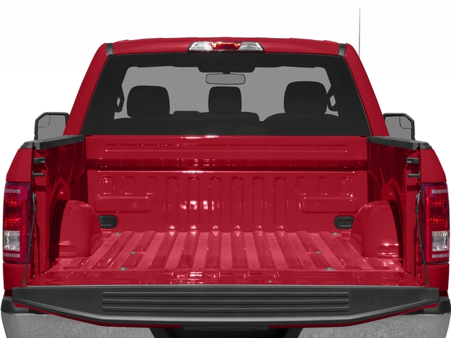 2017 Ford F-150 Prices and Values Regular Cab XLT 4WD open trunk