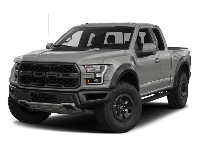 2017 Ford F-150 Prices and Values SuperCab Raptor 4WD