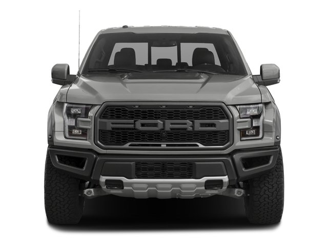 2017 Ford F-150 Prices and Values SuperCab Raptor 4WD front view