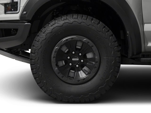 2017 Ford F-150 Prices and Values SuperCab Raptor 4WD wheel