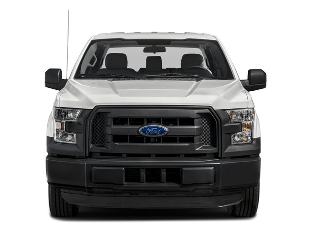 2017 Ford F-150 Pictures F-150 Supercab XL 4WD photos front view