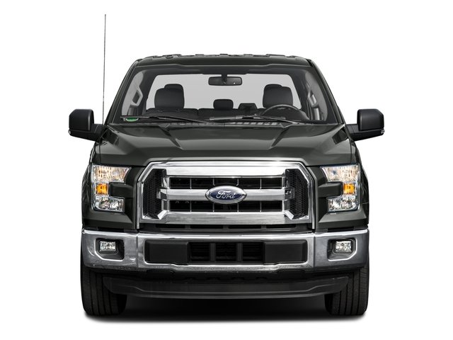 2017 Ford F-150 Prices and Values Crew Cab XLT 4WD front view