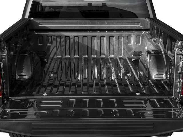 2017 Ford F-150 Prices and Values Crew Cab XLT 4WD open trunk