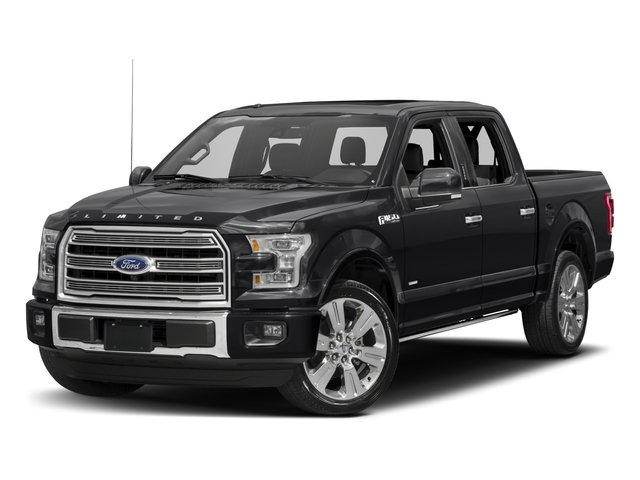 2017 Ford F-150 Prices and Values Crew Cab Limited EcoBoost 4WD