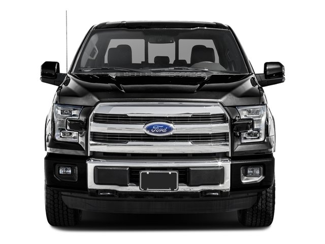 2017 Ford F-150 Prices and Values Crew Cab King Ranch 2WD front view