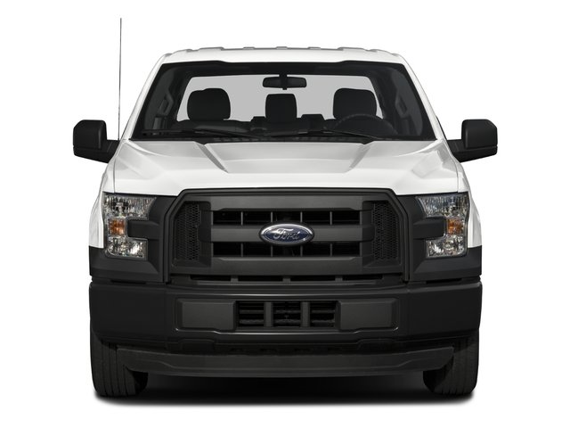 2017 Ford F-150 Pictures F-150 Crew Cab XL 2WD photos front view
