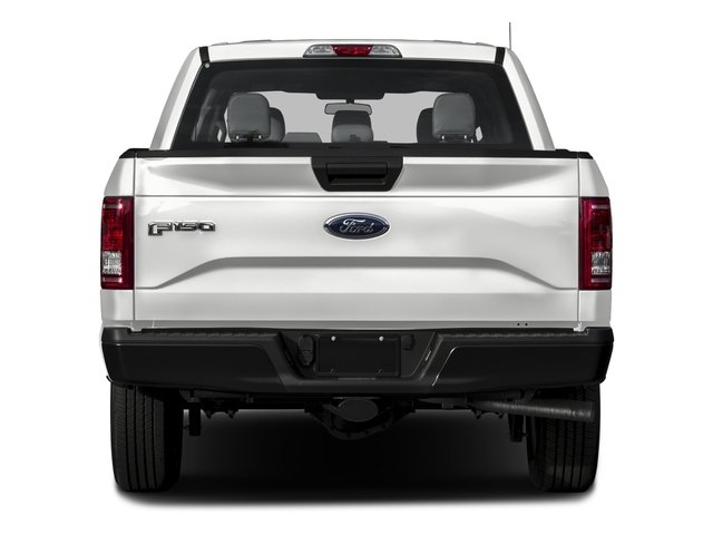2017 Ford F-150 Pictures F-150 Crew Cab XL 2WD photos rear view