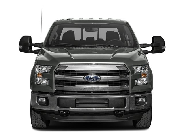 2017 Ford F-150 Prices and Values Crew Cab Lariat 4WD front view