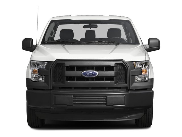 2017 Ford F-150 Prices and Values Regular Cab XL 2WD front view