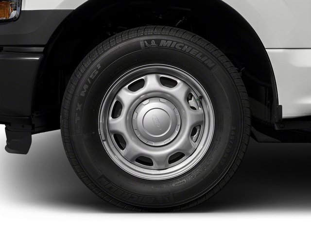 2017 Ford F-150 Prices and Values Regular Cab XL 2WD wheel