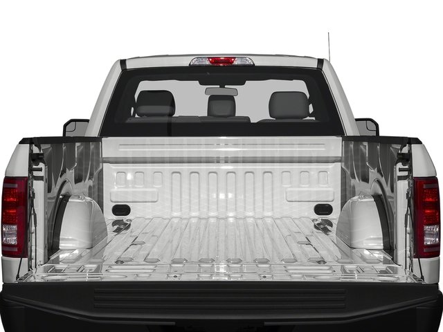 2017 Ford F-150 Prices and Values Regular Cab XL 2WD open trunk