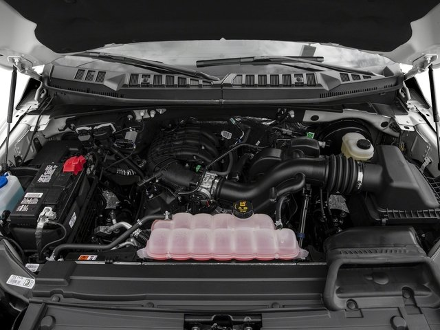 2017 Ford F-150 Prices and Values Regular Cab XL 2WD engine