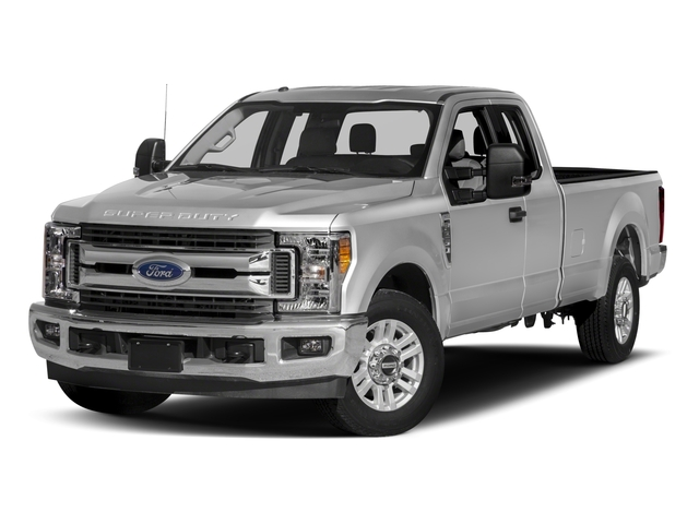 2017 Ford Super Duty F-350 SRW Prices and Values Supercab XLT 2WD