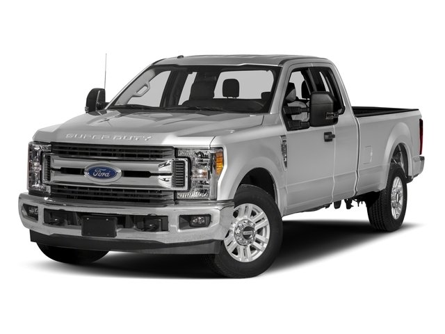 2017 Ford Super Duty F-350 SRW Prices and Values Supercab XLT 4WD