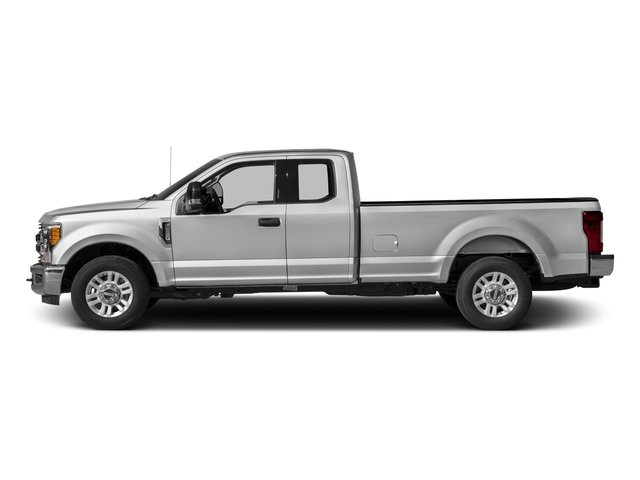 2017 Ford Super Duty F-350 SRW Prices and Values Supercab XLT 4WD side view