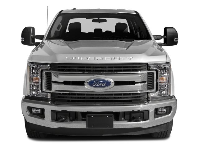 2017 Ford Super Duty F-350 SRW Prices and Values Supercab XLT 4WD front view