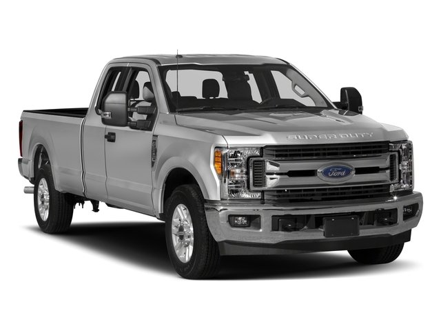 2017 Ford Super Duty F-350 SRW Prices and Values Supercab XLT 4WD side front view