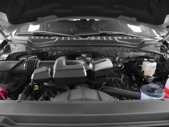 2017 Ford Super Duty F-350 SRW Prices and Values Supercab XLT 2WD engine