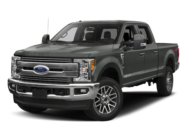 2017 Ford Super Duty F-350 SRW Prices and Values Crew Cab Lariat 4WD