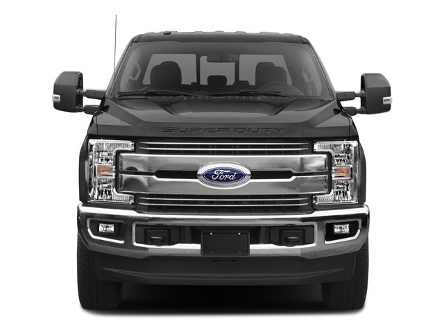 2017 Ford Super Duty F-350 SRW Prices and Values Crew Cab Lariat 4WD front view