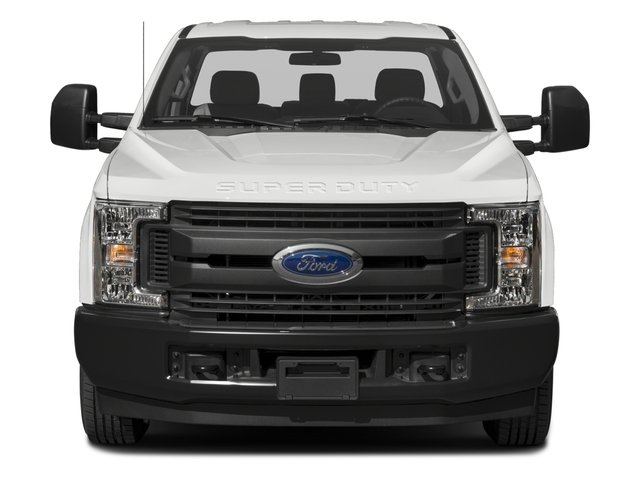 2017 Ford Super Duty F-250 SRW Pictures Super Duty F-250 SRW Regular Cab XL 2WD photos front view